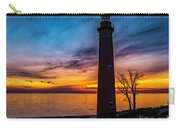 Glowing Sky At Little Sable Carry-all Pouch