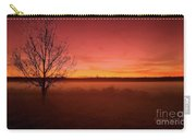 Glowing Sunset Carry-all Pouch