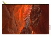 Glowing Walls Of Buckskin Gulch Carry-all Pouch