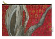 Gnarly Autumn Tree Carry-all Pouch