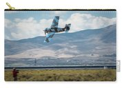 Go Fast Turn Left Fly Low Friday Morning Unlimited Broze Class Signature Edition Carry-all Pouch