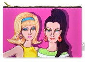 Go-go Girls Carry-all Pouch