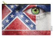 Go Mississippi Carry-all Pouch