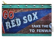Go Red Sox Carry-all Pouch