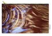 Go With The Flow - Abstract Art Carry-all Pouch