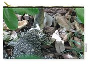 Goanna In Changing Light  Carry-all Pouch