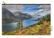Goat Haunt Fall Foliage Carry-all Pouch