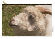 Goat Looking Up. Carry-all Pouch