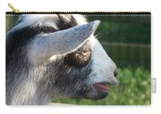 Goat Minature Carry-all Pouch