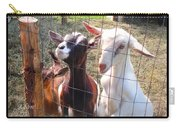 Goats Poster Carry-all Pouch