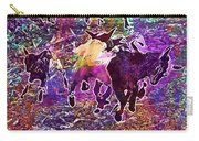 Goats Wildpark Poing Young Animals  Carry-all Pouch