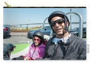 Gocar Tour By Bay Bridge In San Francisco, California Carry-all Pouch