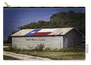 God Bless Texas  Carry-all Pouch