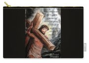 God So Loved The World Carry-all Pouch
