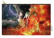 God Of Fire Carry-all Pouch