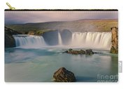 Godafoss In Iceland Carry-all Pouch