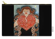 Goddess Of Grief Carry-all Pouch
