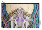 Goddess Of Intention Carry-all Pouch