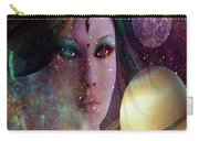 Goddess Of Planets Carry-all Pouch