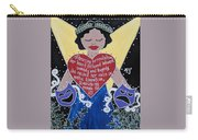 Goddess Of The Arts Carry-all Pouch