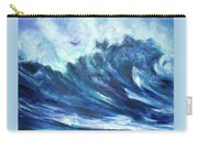 Goddess Of The Waves Carry-all Pouch