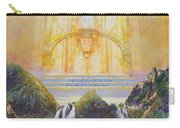 God's Holy Hill Carry-all Pouch