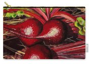 God's Kitchen Series No 2 Beetroot Carry-all Pouch