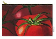God's Kitchen Series No 3 Tomato Carry-all Pouch