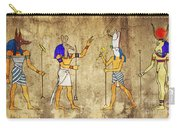 Gods Of Ancient Egypt Carry-all Pouch