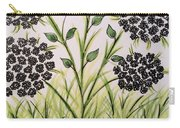 God's Only Me Wildflower  Carry-all Pouch