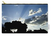 God's Rays At La Fenetre Carry-all Pouch
