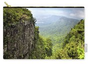 God's Window And The Blyde River Canyon Carry-all Pouch