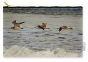 Bar Tailed Godwits Carry-all Pouch