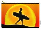 Goin' For A Surf Carry-all Pouch