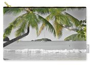 Going Green To Save Paradise Carry-all Pouch