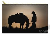 Going Home Carry-all Pouch by Sandra Bronstein