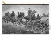 Going Into Battle - Civil War Carry-all Pouch