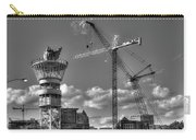Going Up Midtown Atlanta Construction Art Carry-all Pouch