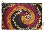 Gold And Glitter 56 Carry-all Pouch