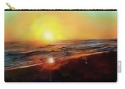 Gold Beach Oregon Sunset Carry-all Pouch