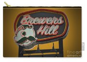 Gold Brewers Hill Carry-all Pouch