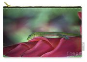 Gold Dust Day Gecko 1 Carry-all Pouch