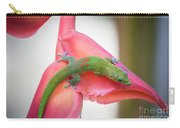 Gold Dust Day Gecko 2 Carry-all Pouch