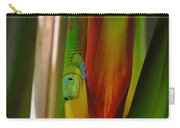Gold Dust Day Gecko Carry-all Pouch