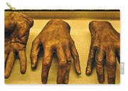 Gold Fingers Carry-all Pouch