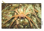 Gold Hunting Spider Carry-all Pouch