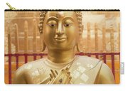 Gold Leaf Buddha Carry-all Pouch