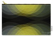 Gold Mine Semi Circle Background Horizontal Carry-all Pouch