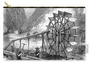 Gold Mining, 1860 Carry-all Pouch